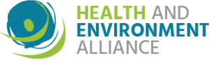 Logo Health and Environment Alliance