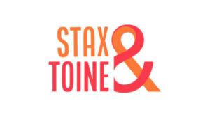 Logo Stax en Toine